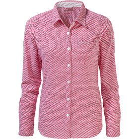 Craghoppers NosiLife Verona II Long Sleeved Shirt Women winter rose